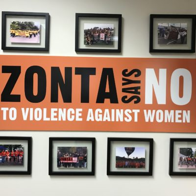 Touring Zonta: the International Headquarters