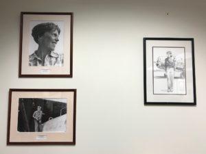 Last pictures of Amelia Earnhart, Zonta member