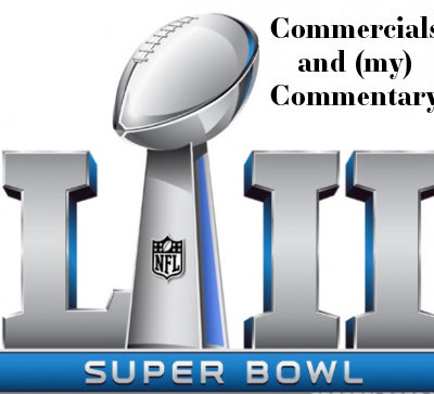 Superbowl 52 Ads, 2018