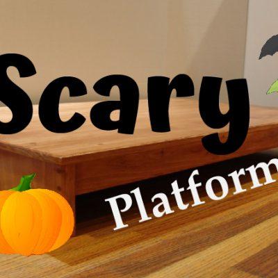 Scary Platform Building